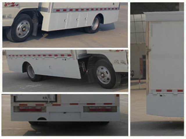 JAC Mobile Stage Vehicle For Sale