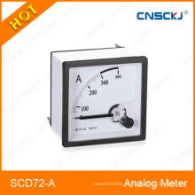 Электрический амперметр AC / DC Ammeter Высококачественный гальванометр переменного тока постоянного тока
