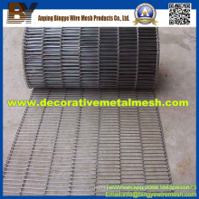 Conveyor Belt Dcorative Mesh for Metal Heat Fumace