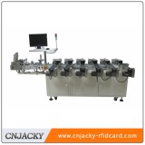 CNJ-PVC card printing testing machine