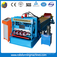 Glazed Tile Steel Roofing Sheet Machine
