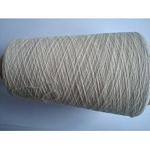 Anneau de fil de coton organique filé - Ne10s