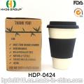 2016 Fashionable Portable Bamboo Fiber Cup (HDP-0424)
