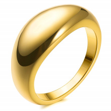 2021 Amazon collection seal chunky signet ring personalised minimalist men promise rings