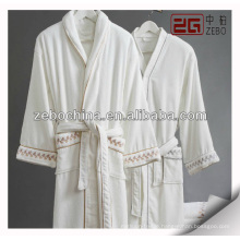 pakistan cotton used hotel custom made bathrobes