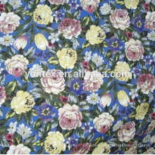 100% Cotton Downproof Fabric printed