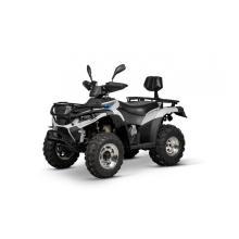 roter Super-ATV zu verkaufen