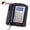 Teléfono a prueba de explosiones Iecex Telephoneemergency Telephone Kntech Knex1