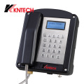 Telefone à Prova de Explosão Iecex TelefoneTeclado à Emergência Kntech Knex1