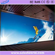 Pantalla de visualización a gran escala de la cartelera LED del alquiler interior HD2.5