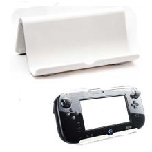 Support vertical de support d'agrafe de console de dérapage portatif pour le support de manette de jeu de Nintendo Wii U