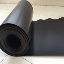 Black Plastic Sheet Membrane Waterproof Geomembrane HDPE