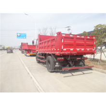 CHMC light duty 115hp dump truck