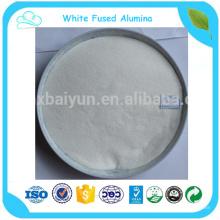 oxyde d'alumine fondu blanc abrasif et réfractaire pour polir le papier abrasif