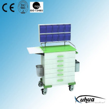 Mobile Hospital Medical Medicine Delivery Cart (N-24)