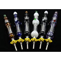 Nectar Collector 14mm Titanium Nail Wearable Verre Fumer Pipes Rig Pipe En Verre