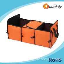 Car Boot Storage Bag Organiser Folding Tidy Heavy Duty Car Trunk SUV Back Seat Cargo Carrier Box