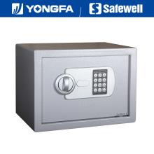 Safewell EL série 25cm bureau à domicile utiliser coffre-fort électronique