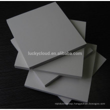 white rigid plastic sheets