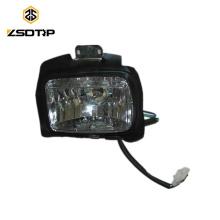 Farol da motocicleta da boa qualidade SCL-2012110374, luzes principais da motocicleta