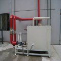 continous plate dryer used in pharmaceutical and foodstuff