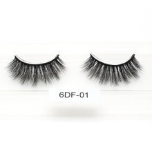 3D 5D 25mm 6D Faux Mink Strip Eyelash