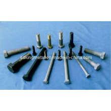 Electric Galv DIN Standard Carbon Steel Bolt & Nut