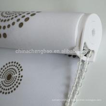 China Lieferant manuelle Kette Vorhang gedruckt Rollo Vorhänge