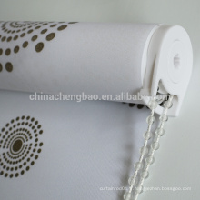 Chine fournisseur manuel rideau à chaîne rideaux à rideaux imprimés