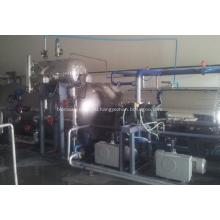 Экстракт плодов Микроволновая печь вакуумная сушильная машина для пищевой промышленности