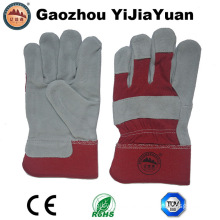 Cowhide Protective Work Gloves with Ce