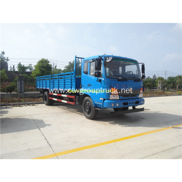 Low price Euro 5 diesel cargo lorry truck