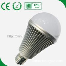60°angle beam CE e27 led light bulb