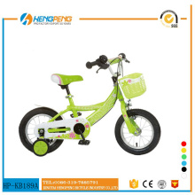 2016 New Color Model Baby Bikes with Baskets for Kids to Sale