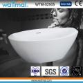 Специальные формы бесшовных Белый Ванна (wtm в 02505)