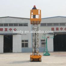 6-метровый электрический гидравлический самоходный ножничный подъемник на продажу