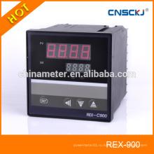 REX-C900 Индикация температуры ПИД-регулятора
