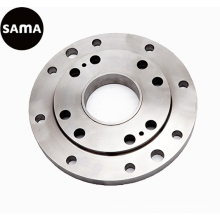 Steel Investment, Lost Wax, Precision Casting for Food Machinery Flanges