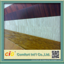 Holzmaserung PVC Funiture Panel Vakuumfolie