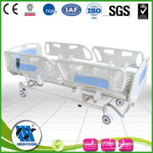 BDE201 Five function Linak motor hospital Electric beds for ICU