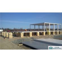 Flat Pack Prefab Container Haus mit Wohnzimmer (shs-fp-accommodation044)