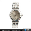 Fashion Diamond watch stainless steel back ladies crystal watches