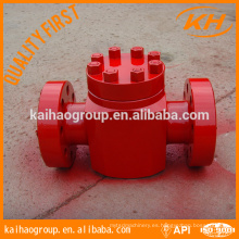 API 6A Wellhead Válvula unidireccional fábrica China