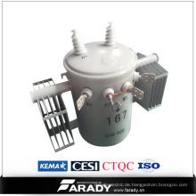 160 kva komplette Selbstschutz Pole montiert elektrische Transformator Hersteller
