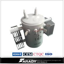 160 kva completo auto-proteção pólo montado transformador elétrico fabricante