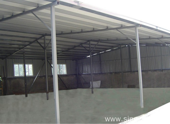 Shed Farm Steel Structure