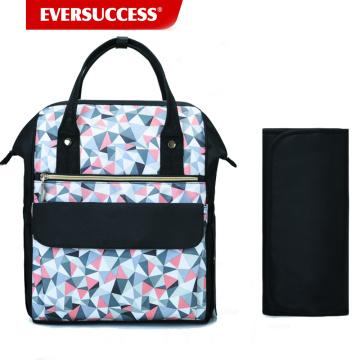 Sieste pour bébé, sac à dos pour maman, porter comme sac à dos, fourre-tout, sac bandoulière (HCDP0065)