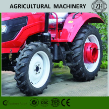 Wet Field 55 HP Tractors Farmed Wheeled