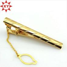 Agrafe de lien d'or de placage classique faite sur commande d'OEM pour la cravate de Bolo