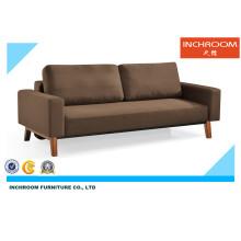Élément moderne fonctionnel, salon, canapé-lit